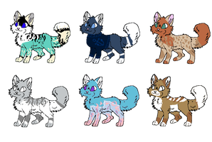 Name A Price Adopts by Official-Fallblossom