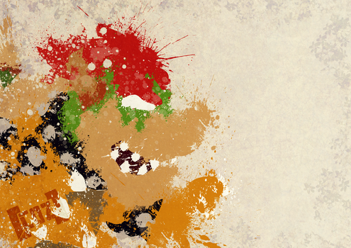 Bowser by Cozmoss