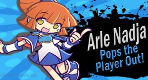 Arle Nadja SSB4 Request by Elemental-Aura