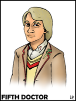 Fifth Doctor by 94cape69