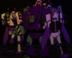 blitzwing dance x3 by Underbase