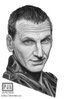 Christopher Eccleston by andepoul