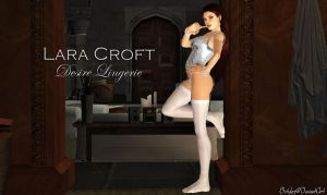 Desire Lingerie Lara (Updated) by bstylez