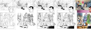 LSH page 13 work process by PORTELA