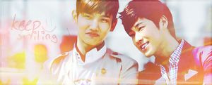 TVXQ Smile - 1 - by xMidnightxReignx