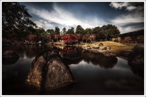 Nara's Lake by Graphylight