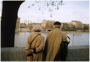 untitled couple by Gonzale