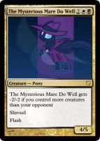 The Mysterious Mare Do Well by rowcla