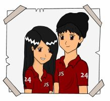 Me and Him ~24 by Sandy94sandy