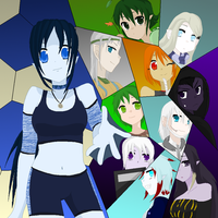 The Rogues who aren't really rogues XD by RobotsWithCookies