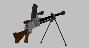 Type 99 lmg by WYxeno692
