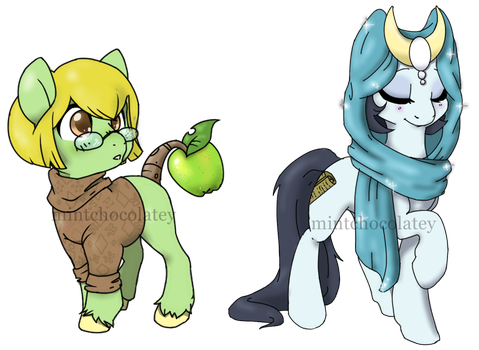 Pons for Peeps by MintChocolatey
