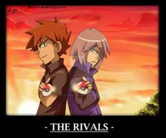 The rivals by sara by Sara-Sakurahime