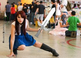 Erza Scarlet Cosplay by AnandaMS