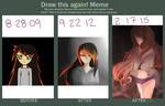 draw this again ((again)) by ScytheSkull