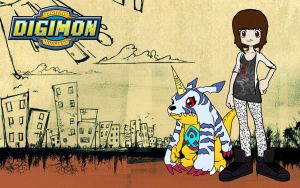 Digimon World intrusion 2 by jamt1989