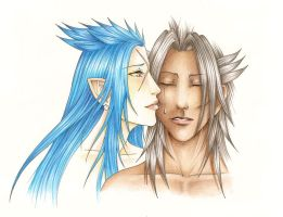 Saix is back :3 by Rosaka-Chan