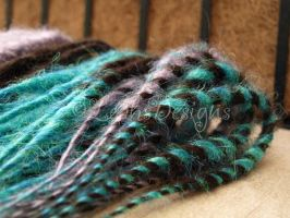 60 DE dreads for Laura 3 by bad-ass