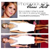 Photopack #241 Claire Holt by YeahBabyPacksHq
