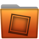 Folder Pictures Icon by Kryuko