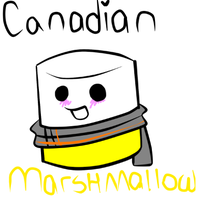 Canadian Marhsmallow by JaZzY-MaKaRa