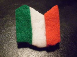 APH Lapel pin - Italy by daggerhime