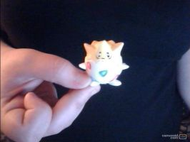 claymon-togepi by Highstar16