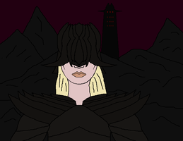 Female Villain: Lady Ret of the Black Fortress by Starmansurfer