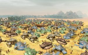 Anno 1404 - Desert Campground by Shroomworks