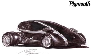 Plymouth Slingshot Coupe Concept by toyonda
