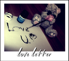 love letter by Yahora