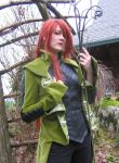 Green Coat by nolwen