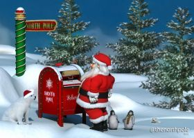@thenorthpole by Dani3D