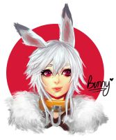 Bunny by CandiKing