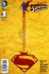 Superman Comic Cover by GTR26