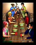 Happy Thanksgiving From Team 7 by jam2599