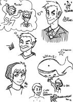 Doctor Who by xiam47