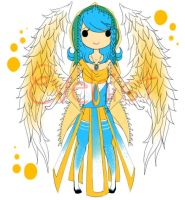 [POINTS] Adoptable ~ Angel [CLOSED] by Evehist