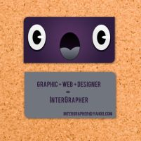 Business Card 5 by InterGrapher