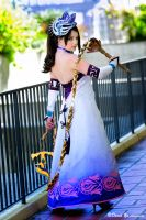 Dynasty Warriors 6 :: Zhen Ji by WindoftheStars