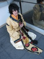 Magi - The labyrinth of magic - Judal by Nekucosplay