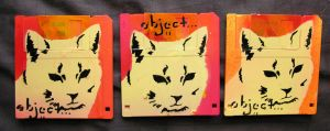 Kitty disks by object000