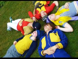 Digimon Frontier: We are One by Tamai-Tamai