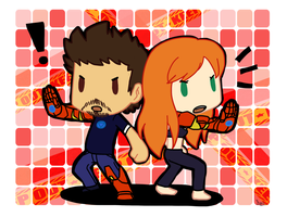 Pepperony attacks by MamaRocket