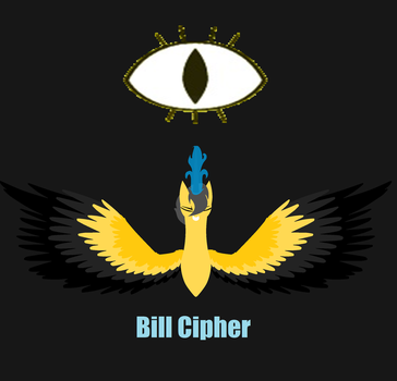 Bill Cipher Wallpaper by BEA-Drowned
