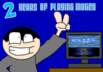 2 Years of playing Mugen by T95Master