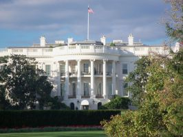 White House by bubbleswashere