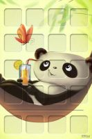 Cute Panda by Naz-B