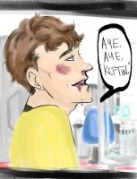 Mirror Chekov by blueshirtmedic