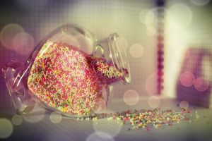 Heart Bottle by fucute
